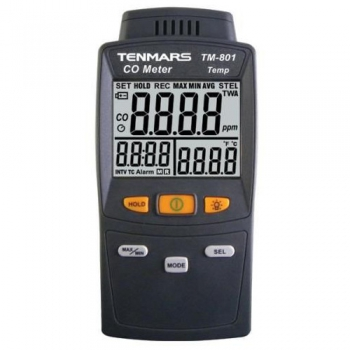Miernik tlenku węgla TM-801