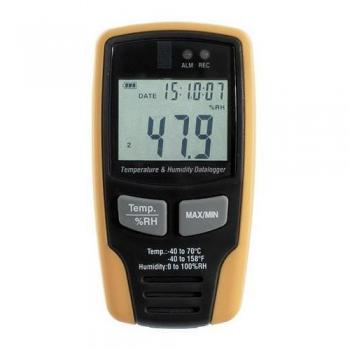 Rejestrator temperatury i...
