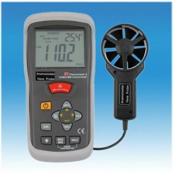 Termoanemometr / pirometr 620