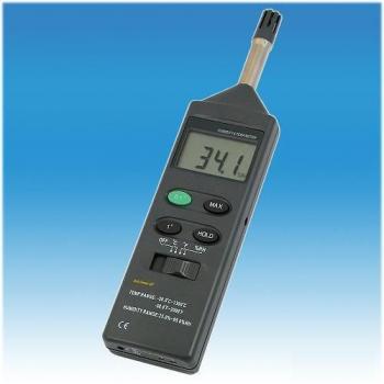 Termohigrometr 860