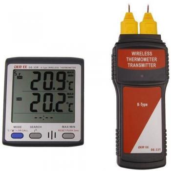 Termometr, transmisja RF 33