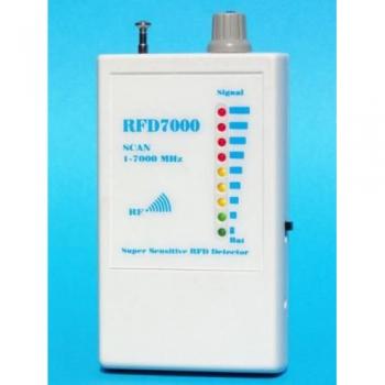 Wykrywacz podsłuchów RF 7000